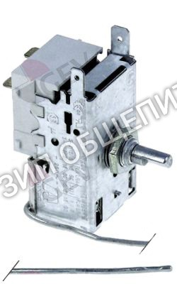Термостат K55L5026, K55L5026000 Eliwell, +0,5 +8,0 °C