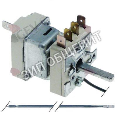Термостат CR0581280 Silko, 100-350 °C для ESE74 / ESE94CRA / ESE94CRM / ESE94FRA / ESE94FRM / ESE96CRA / ESE96FRA