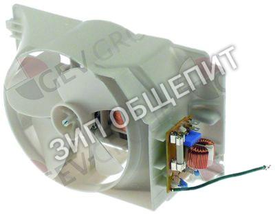 Блок вентилятора 56002037 Amana, OEM-15DWC2-C03, 4.8Вт для RCS511DS-P2001106M / RCS511DS-P2001112M / RCS511TS-P2001105M
