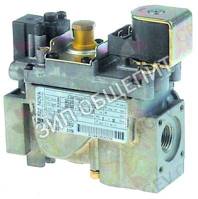 Вентиль газовый EMSIT822N COVEN, Novasit 822, 3-30мбар для 10GMD / 6GMD / 6GMX / C6G / N6GMD / N6GMX / Tec-10G / Tec-10GP