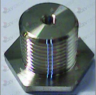 Заглушка 07110 для кипятильника Animo модели WKT 20N VA